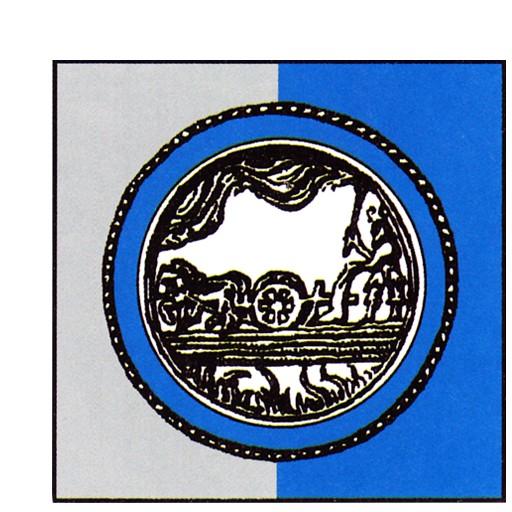 Højreby Kommunens gamle logo