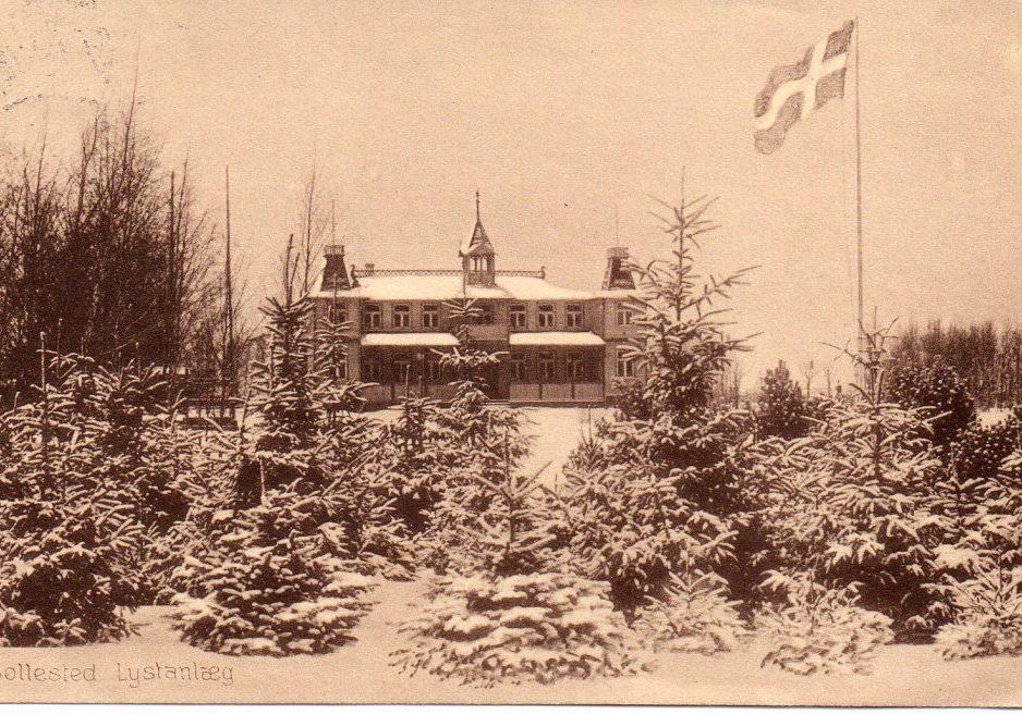 Pavillonen i Søllested lystanlæg